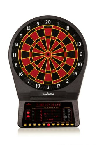 Arachnid Cricket Pro 800 Electronic Dartboard With 39 Games, 179 Variations