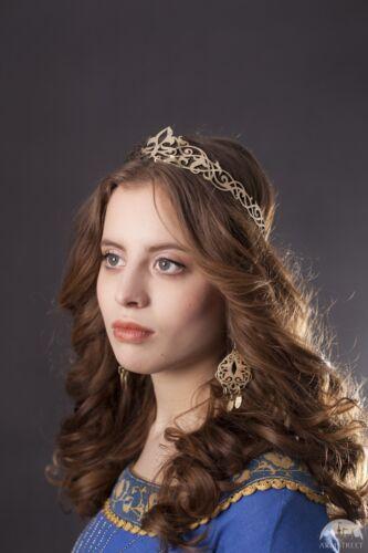 """Medieval Circlet """"Lost Princess""""; Medieval Crown; Women"""