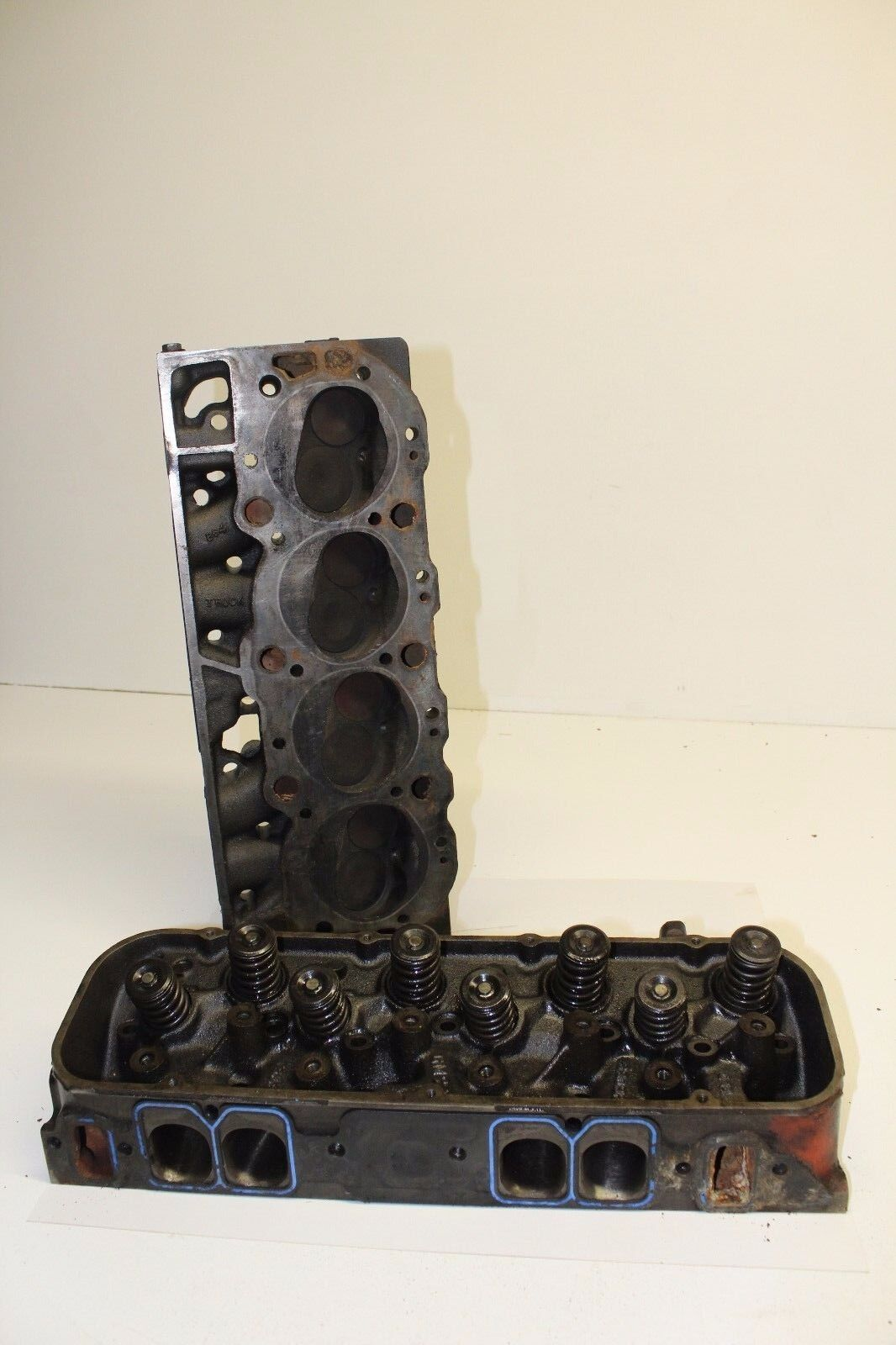 Truck 1957 chevy truck parts : Used Chevrolet Truck Cylinder Heads & Parts for Sale