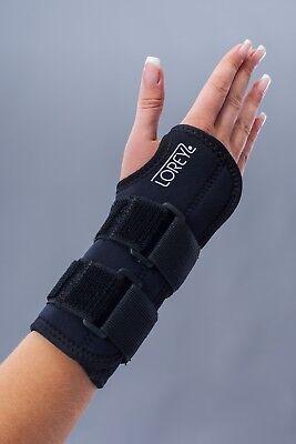 LOREY - Handbandage, Handgelenkbandage, Handgelenkstütze, Handstütze aus Neopren