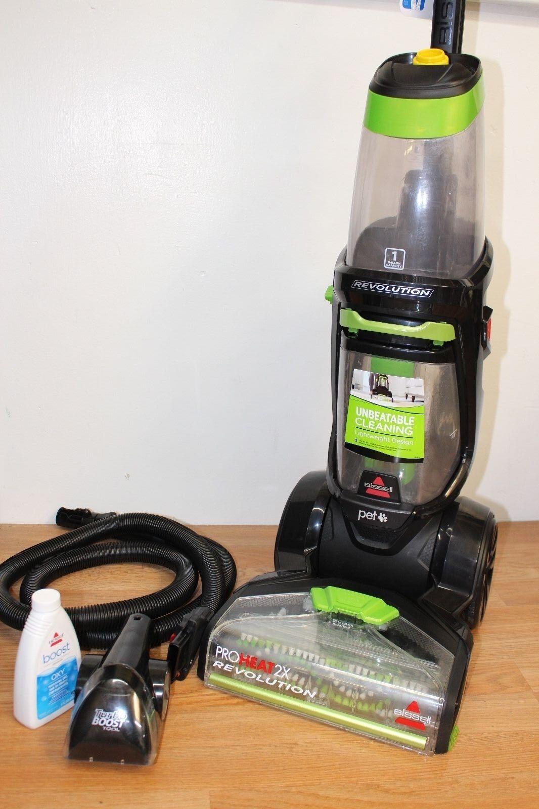 carpet shampooer bissell 1548p revolution pet fullsize carpet cleaner pet vacuum - Bissell Pet Carpet Cleaner