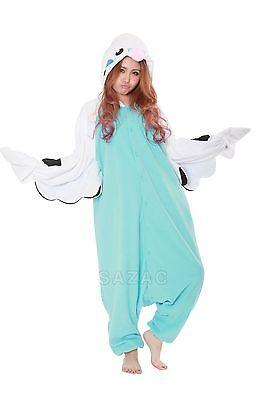 Blue Budgie Kigurumi - Adult Costume from USA
