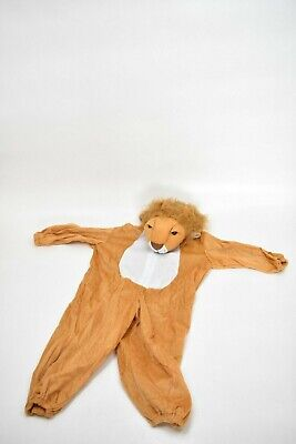 Kostüm Löwe Löwenkostüm Tierkostüm für Kinder Gr. 92-98 NEU/OVP