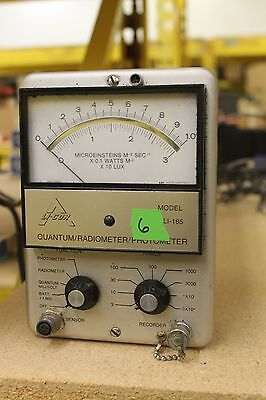 Li-cor Quantum Radiometer Photometer Li-185 Hwy
