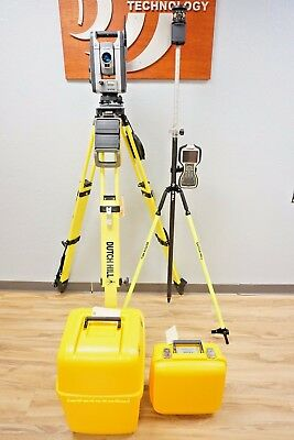 Trimble S8 Dr Hp Finelock Vision Robotic Total Station 1 Sec Tsc3 Access Mt1000