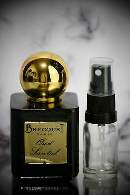 BRECOURT OUD SANTAL EDP 10 ML DECANT SAMPLE