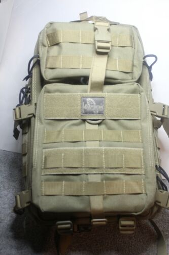 Maxpedition Backpack, Very good, Missing shoulder straps.