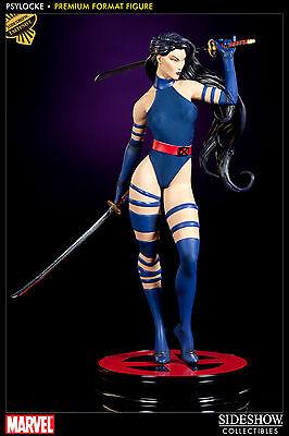 Sideshow Premium Format Psylocke Exclusive Statue (X-Men, Marvel, Bowen, Koto)