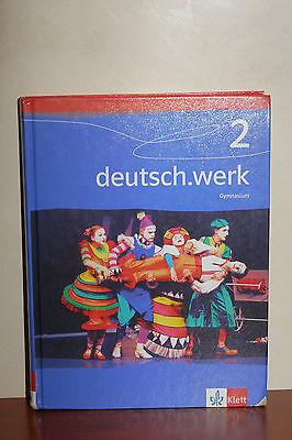 2 deutsch.werk Klasse 6 Gymnasium Verlag: Klett