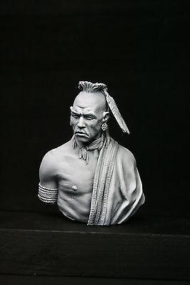 1/9 v-bust Huron Indian