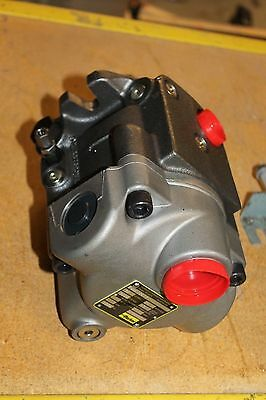 New Parker Hydraulic Pump Motor Pavc3sr15 38ccrev 3000 Psi Max Rotation Cw