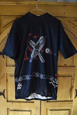 Fahrrad Oberteil Trikot T-Shirt Gr. XL Männer Herren Sport
