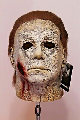 Michael Myers 2018 Halloween Mask Bloody Edition Trick or Treat Studios