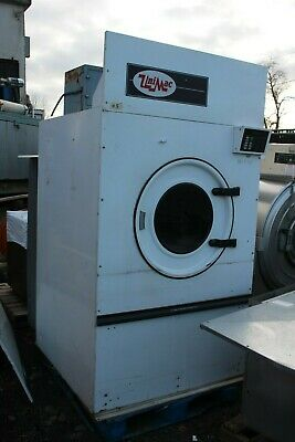 Unimac Commercial Gas Clothes Dryer Model Dt120fg 208-230v 3ph