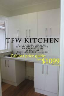 Laundry Cabinets+Polyurethane Gloss White Door+Kickboard