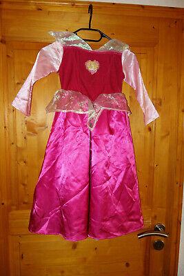 Disney Princess Kostüm Gr. 110/116 Dornröschen ()