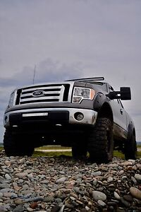 Lifted 2009 f-150