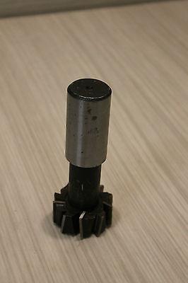 T- Nutfräser 28 HSS Fräse Durchmesser 50 mm x breite 22 mm ()