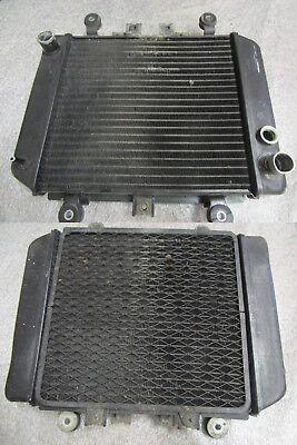 E1. Kawasaki ER 5 ER 500 A Kühler Wasserkühler cooler radiator