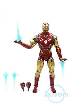 "Marvel Legends 6"" Inch Fat Bro Thor BAF Wave Iron Man Mark LXXXV Loose Complete"