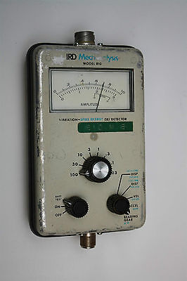 Ird Mechanalysis Model 810