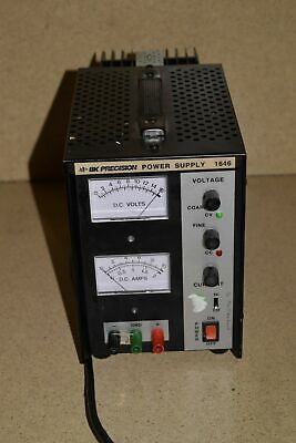 Bk Precision Model 1646 D.c. Power Supply