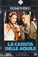 La Caduta Delle Aquile (1965) Vhs 1a Ed. Domovideo - George Peppard Andress -  - ebay.it