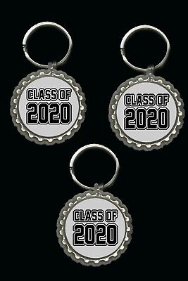 class of 2020 graduation keychainsparty favors lot of 10 great gifts congrats](Class Party)