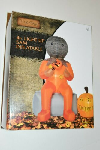 NEW Spirit Store Trick R Treat SAM Inflatable Halloween Decoration 4