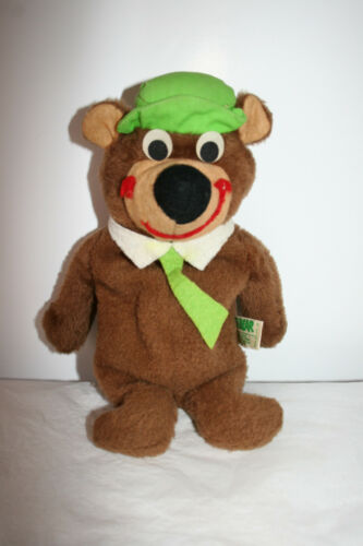 Vintage Knickerbocker Hanna Barbera 1973 YOGI BEAR Plush 12""