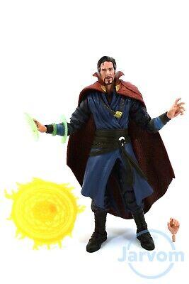 """Marvel Legends 6"""" Inch Studios 10th Year Doctor Dr. Strange Loose Complete"""