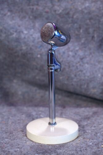 Ronette-Holland Microphone, No Cable, Untested, For Parts