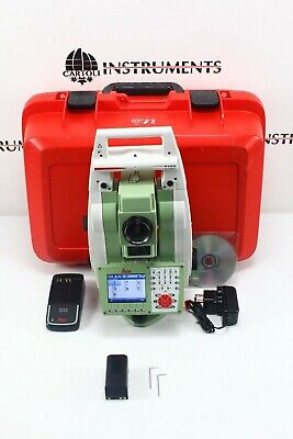 Leica Ts15 5 R400 Robotic Total Station R 400