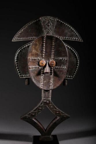 Art African Reliquary Kota 1860