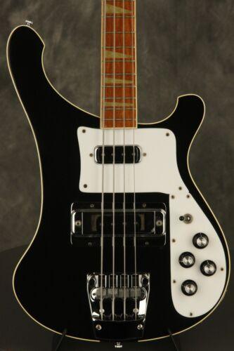 1983 Rickenbacker 4003 Bass JETGLO!!! with wavy Grovers!!!