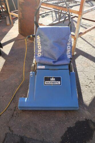 Windsor Maximatic MX28 Commercial Vacuum