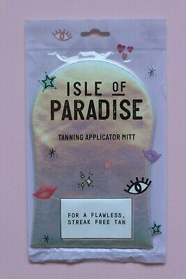 BRAND NEW Isle Of Paradise Tanning Applicator Mitt (Sealed)