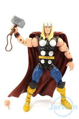 """Marvel Legends 6"""" Inch Studios 80 Years Comic Avengers Thor Loose Complete"""