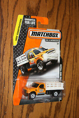 Matchbox Ford F-350 Stake Bed Truck Farm -
