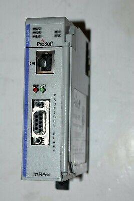 Prosoft Mvi69-pdps Profibus Dp Slave Comm Module Mv169-pdps
