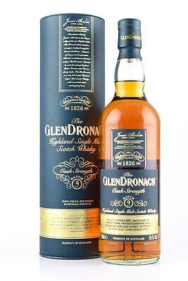 Glendronach Cask Strength Batch 9 Whisky - limitiert - 59,4 % Vol./ 0,7 Liter