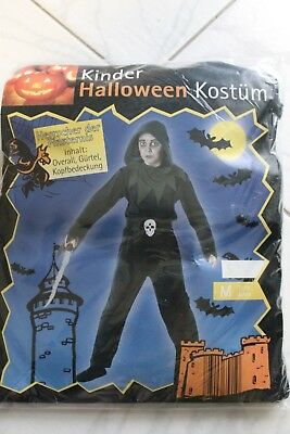 "Kostüm ""Halloween"" Gr. M (7-10 Jahre) neu"