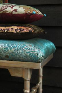 ORIENTAL 'BAMBOO' BENCH SEAT Mullumbimby Byron Area Preview