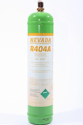 R404a Kältemittel 790g Eigentumsflasche  NEU Klimaanlage Klima GAS