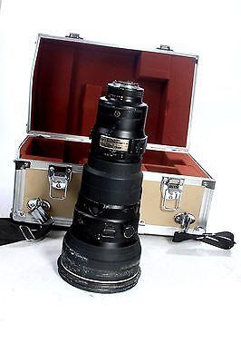 Nikon Nikkor 400Mm F 2 8 Ii Af S If Ed Lens
