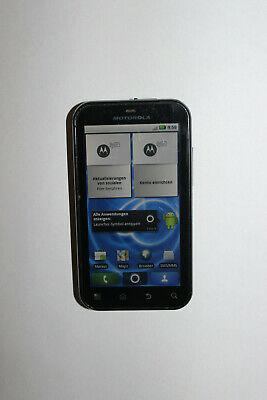 Motorola Defy MB525 - 2GB - Schwarz (Ohne Simlock) Smartphone ohne Akku/Deckel comprar usado  Enviando para Brazil