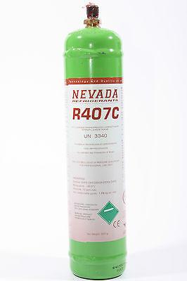 R407c Kältemittel 850g Eigentumsflasche EU-Qualität NEU Klimaanlage Klima GAS