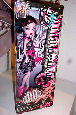 Monster High Draculaura - LICHT AUS GRUSEL AN - Monster Licht