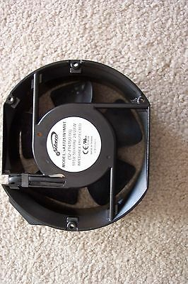 Miller Fan With Motor 196313 Xmt 350 Dynasty Axcess Welder 115 Vac Part Used