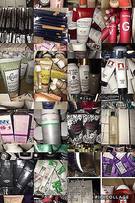 LOT 100 Larger MIX items Makeup hair Beauty Brands Wholesale Resale NEW